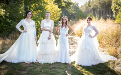 Retailers We Love: Great Lakes Wedding Gown Specialists