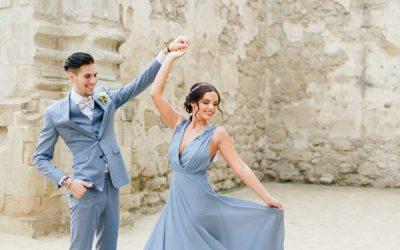 Romantic Boho Bridesmaid Inspiration